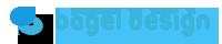 ベーグルデザインのロゴ